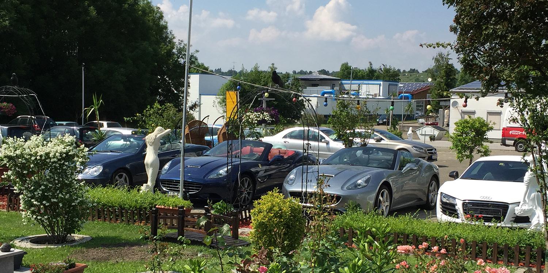 EU-Neufahrzeuge zum guten Preis von Autohaus Sami